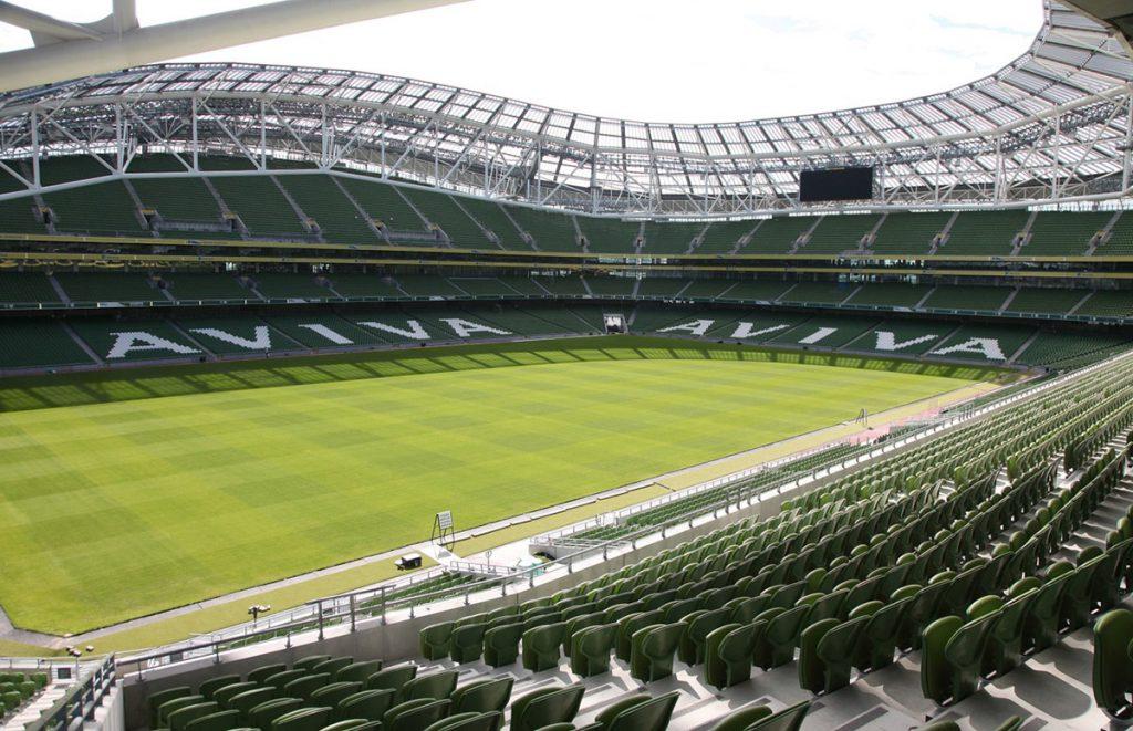 The Aviva Stadium 2
