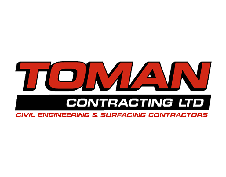 Toman Contracting Logo