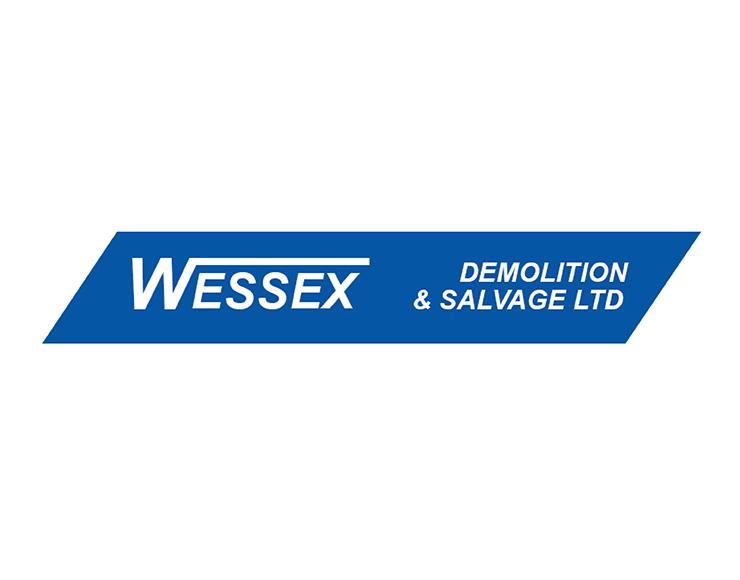 Wessex Demolition & Salvage Logo