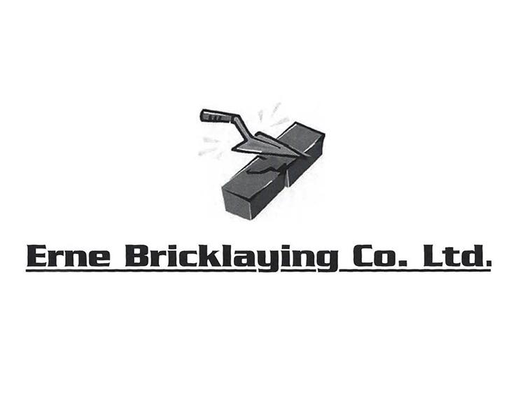 Erne Bricklaying Logo