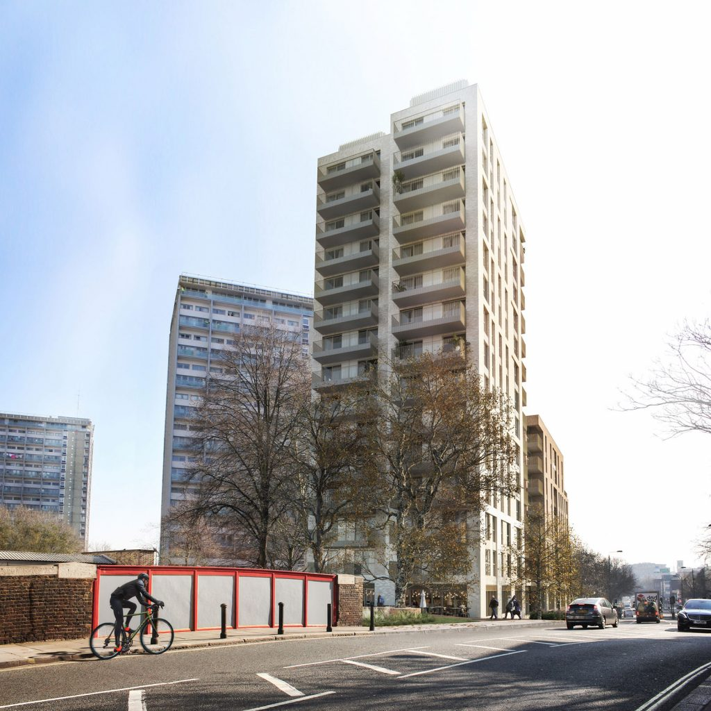 Willmott Dixon housing project in Westminster 2