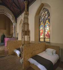 Willmott Dixon revamps church to create accommodation for homeless people 1