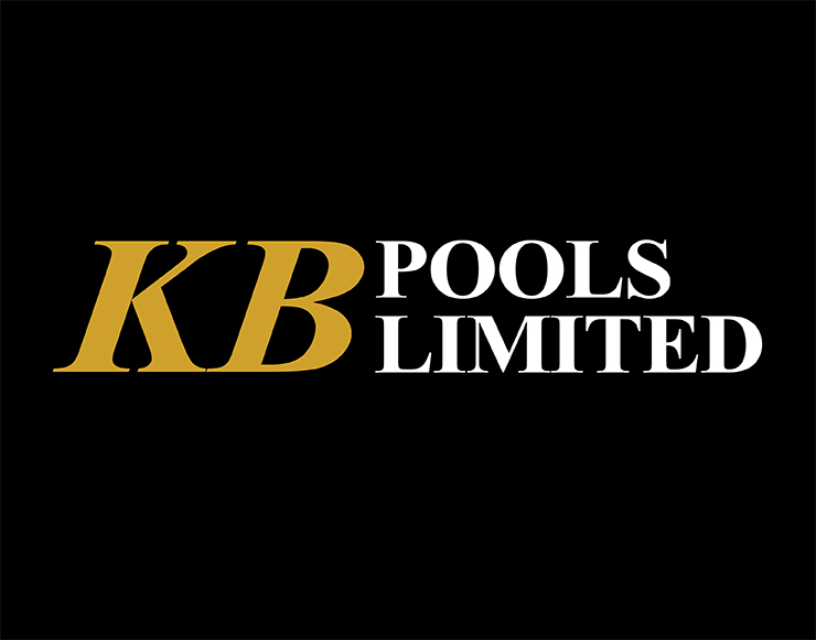 KB Pools Logo