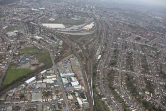 Croydon Bottleneck