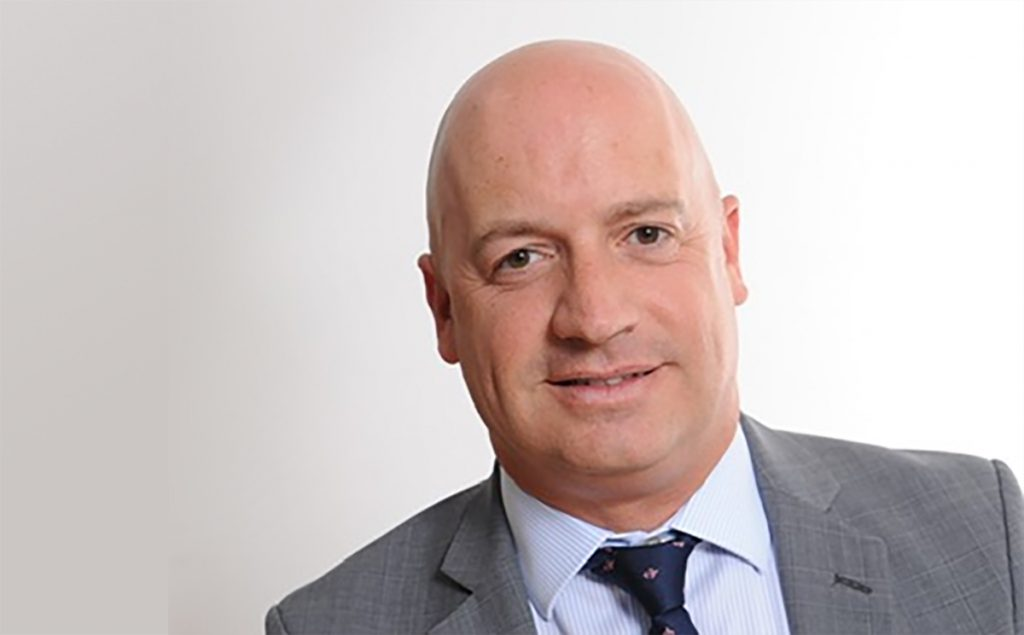 Newland Homes has appointed Marcus Evans as its Sales & Marketing Director