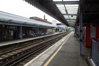 Canterbury East Platform