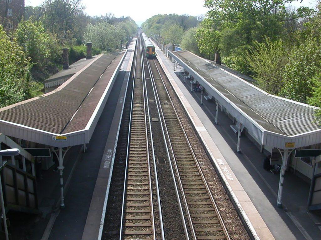 Burgess Hill station