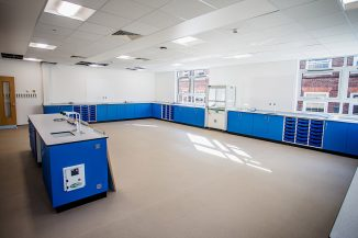 King Edwards VI Phase two completion