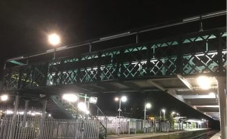 Elmers End Footbridge