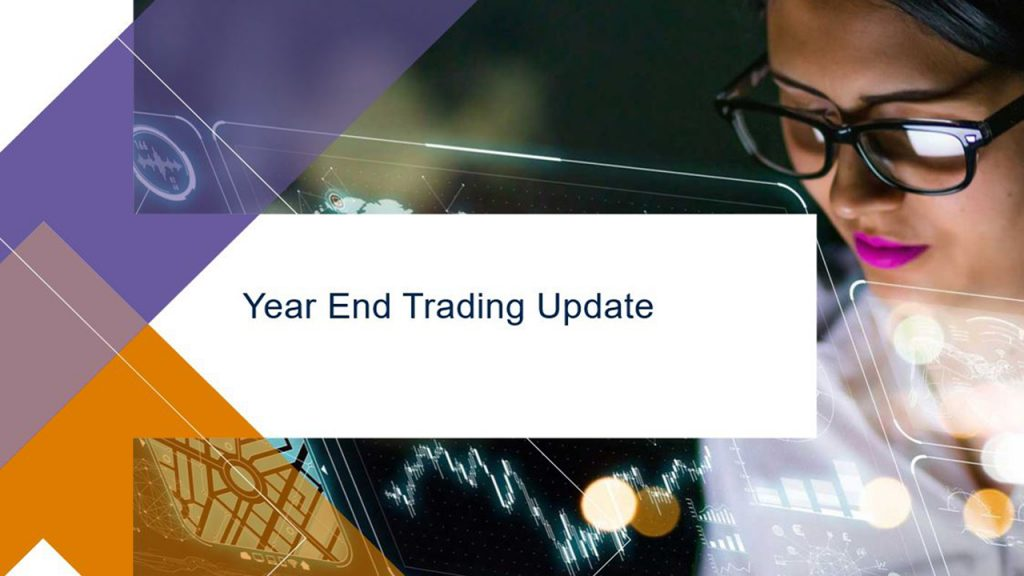 year end trading update