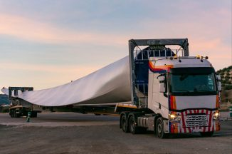 HS2 wind turbine blade