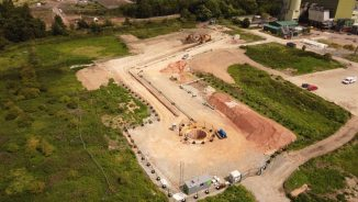 Stafford company Deep Soil Mixing uses recycling on a massive scale at HS2 site in the Midlands