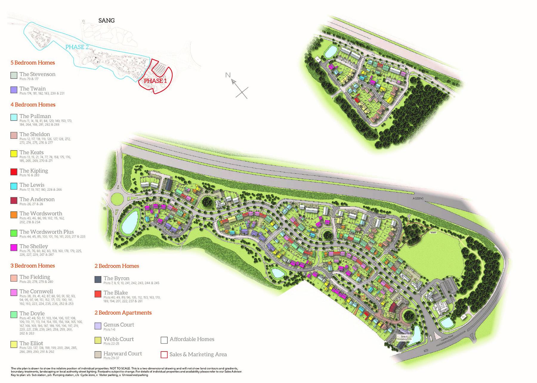 Bellway - Phase 2 Keephatch Gardens