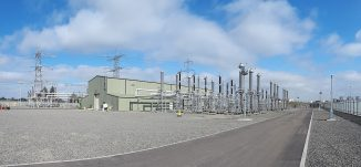 New Deer substation