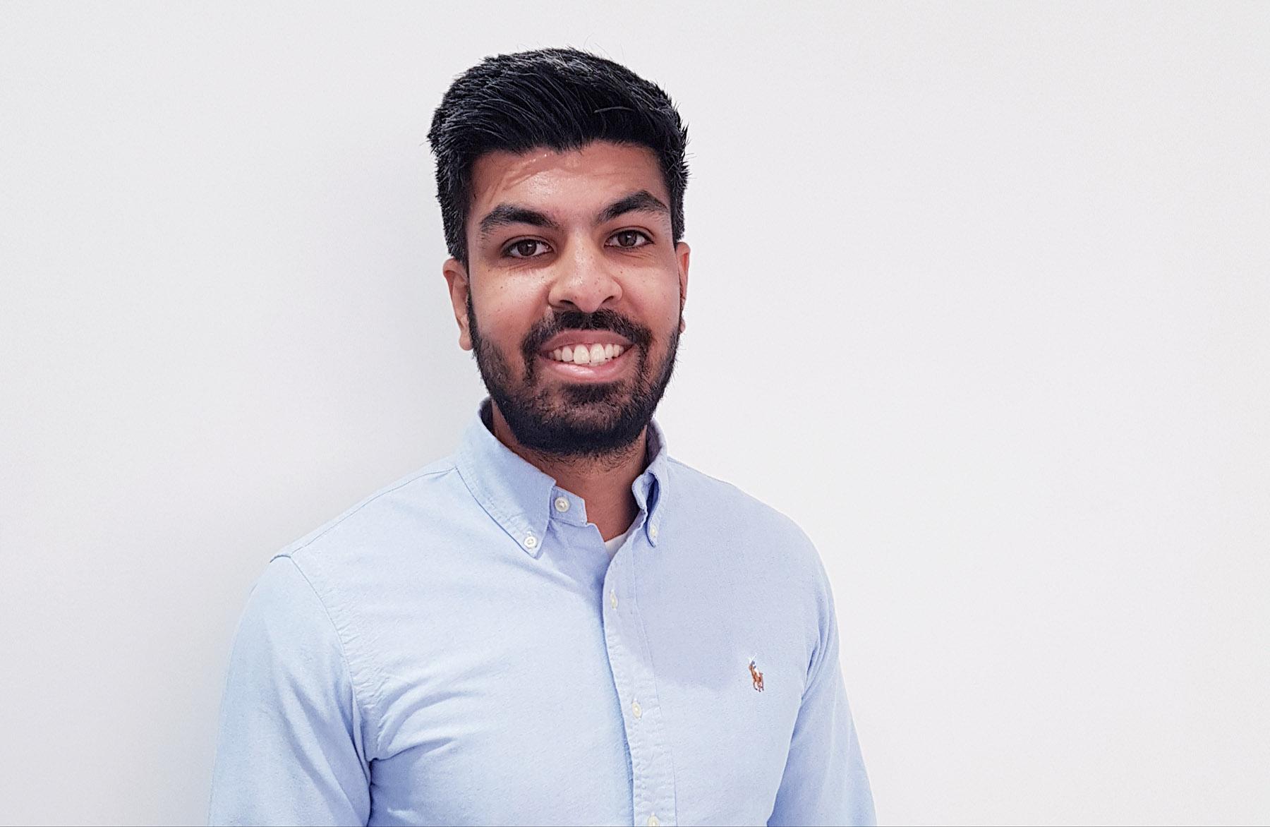 Akshay Thaman - IP Analyst GovGrant