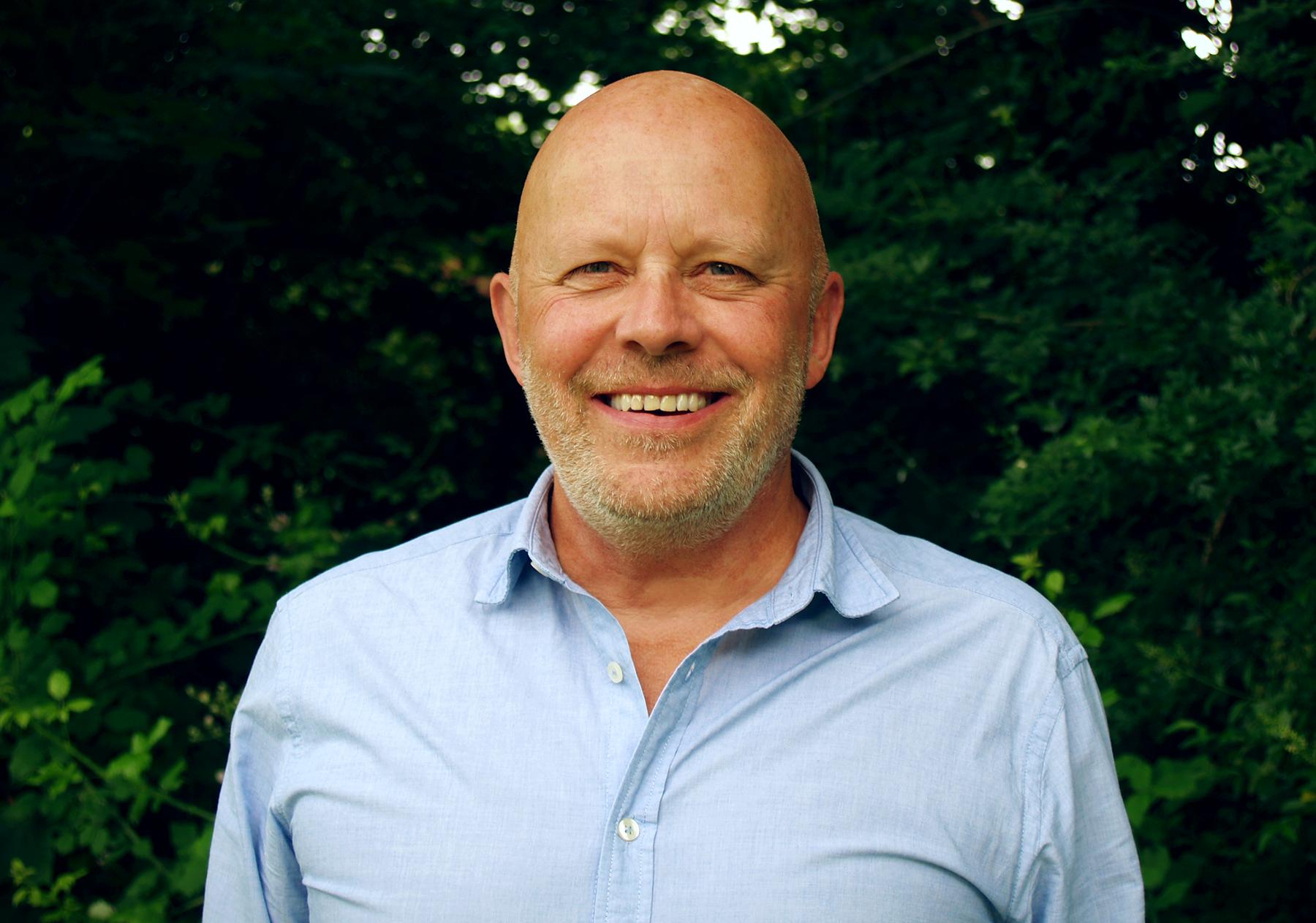 Derek Hudson - Head of Digital Transformation