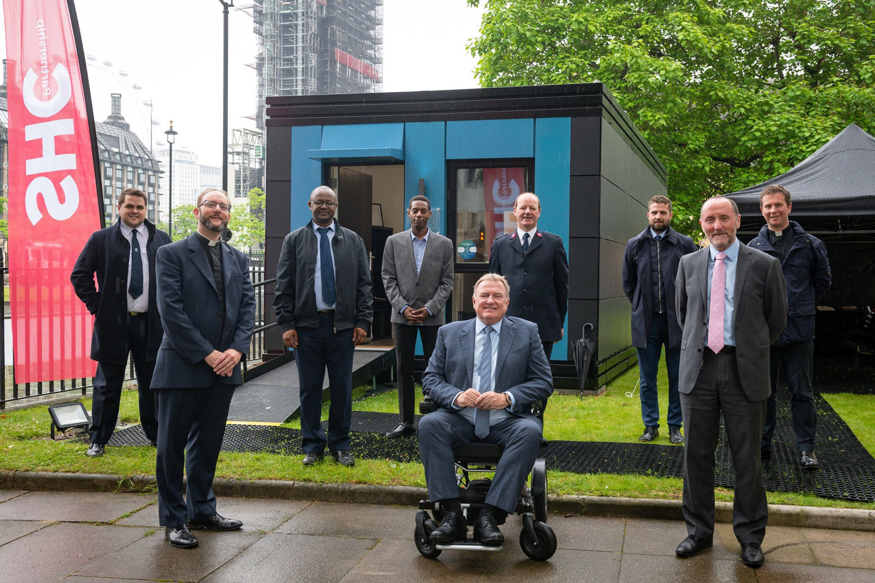 New partnership launches to tackle homelessness with call for Government support