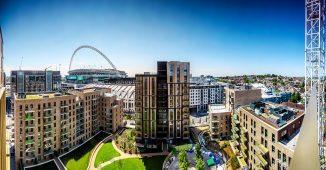 Wembley Park panoramic image