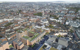 BAM Ireland appointed main contractor for €100 million Newmarket Square development