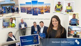 Horizon Construction -RoSPA Award Winner