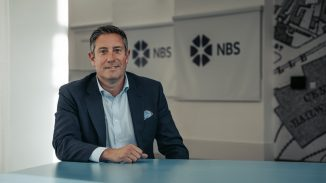 NBS New CEO - Russell Haworth